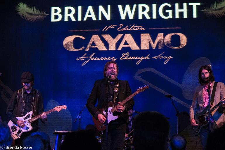Brian Wright on Cayamo 2018