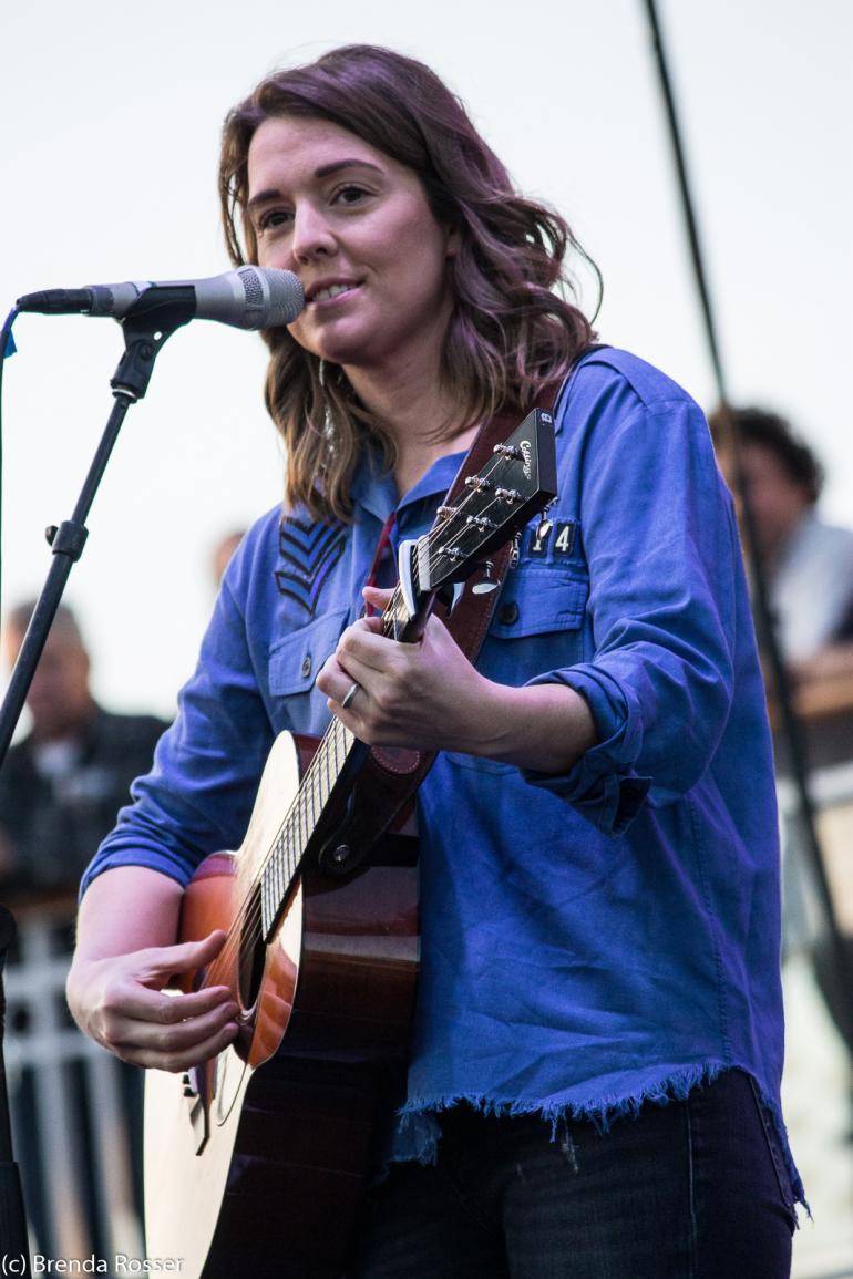 Brandi Carlile on Cayamo