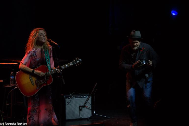 Patty Griffin and David Pulkingham on Cayamo