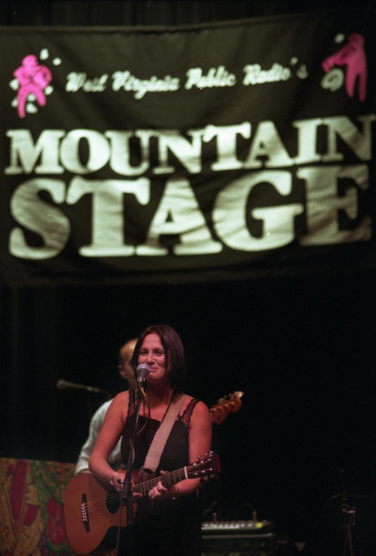 Kasey Chambers, Mountain Stage 2000