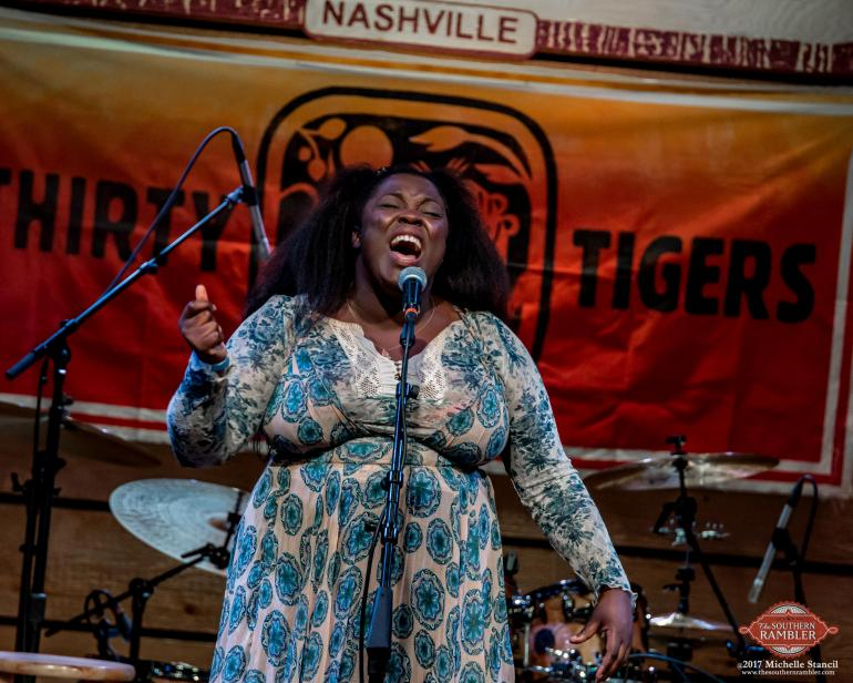 Yola Carter at The City Winery - Americanafest 9/17/17