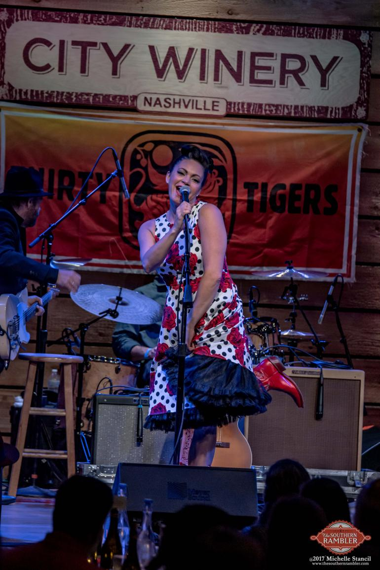 Angaleena Presley - AmericanaFest at City Winery 9/17/17