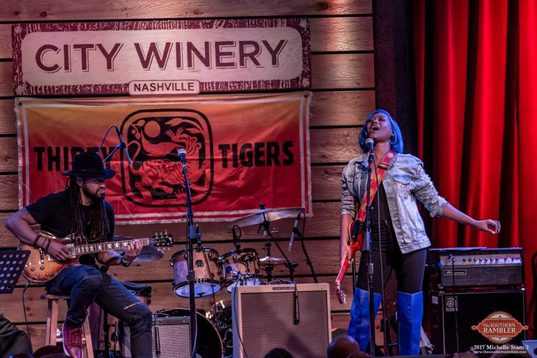 Priscilla Renea - AmericanaFest at City Winery 9/17/17