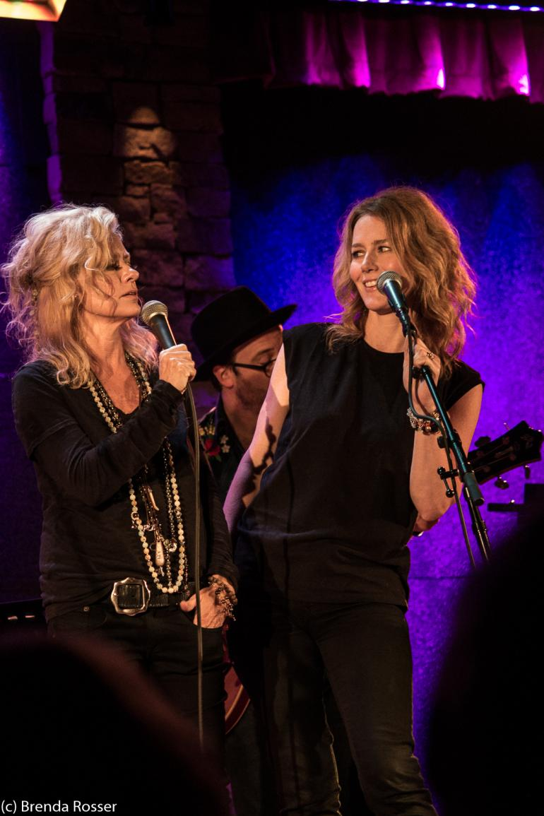 Shelby Lynne and Allison Moorer at City Winery Atlanta