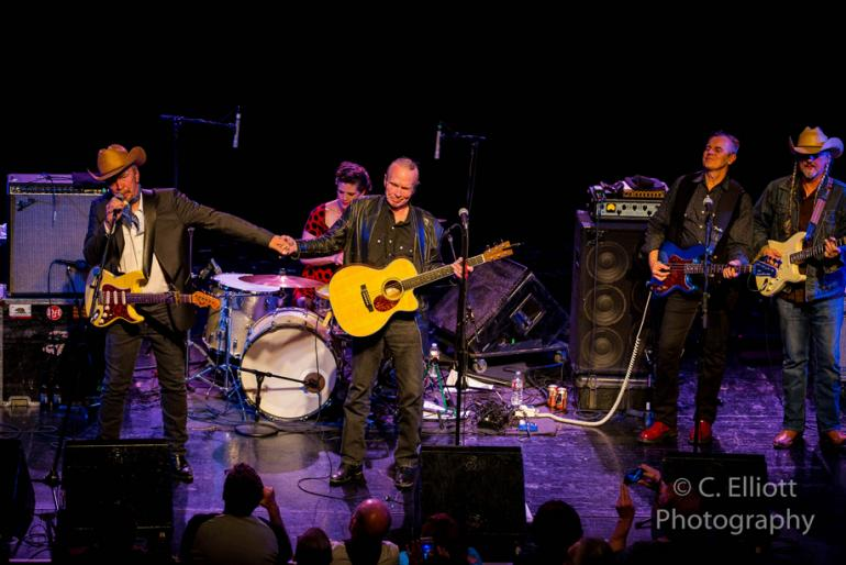 Dave Alvin & Phil Alvin & The Guilty Ones @ Rialto Theatre