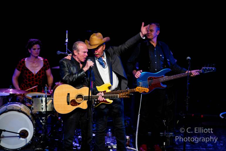 Dave Alvin & Phil Alvin with The Guilty Ones @ Rialto Theatre