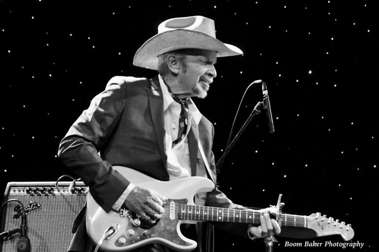 Dave Alvin at the Triple Door in Seattle Washington