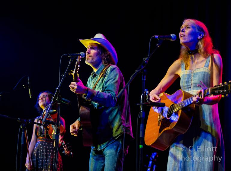 David Rawlings & Gillian Welch @ Rialto Theatre