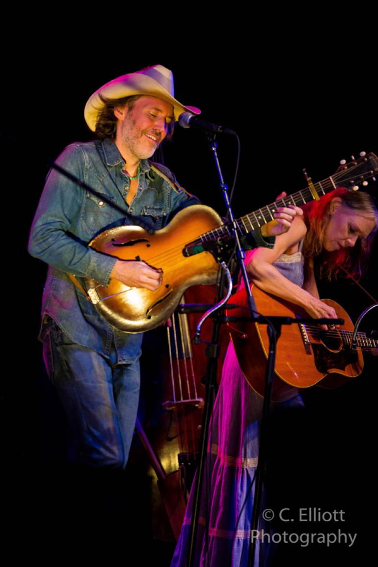 Dave Rawlings Machine @ Rialto Theatre