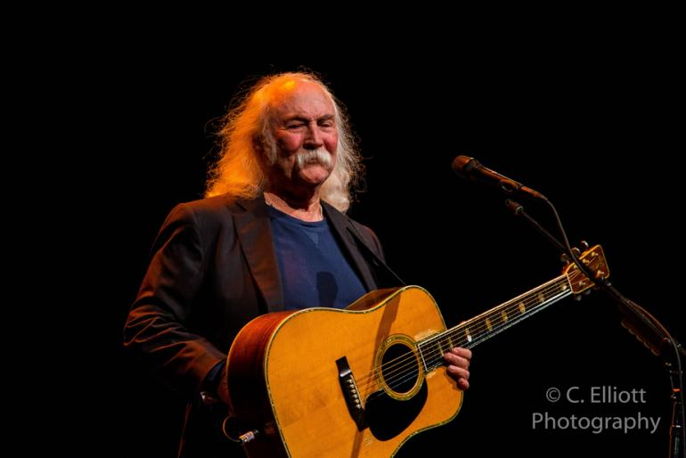 David Crosby @ Fox Tucson Theatre