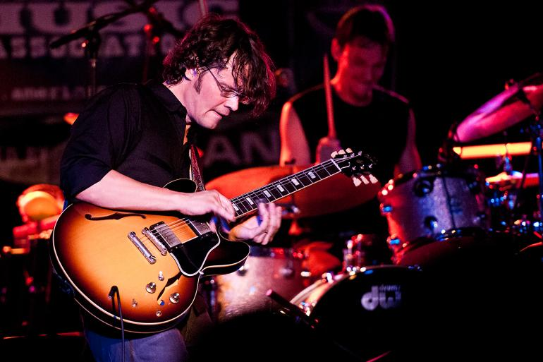 North Mississippi Allstars at Americana Music Festival, Nashville, 2013