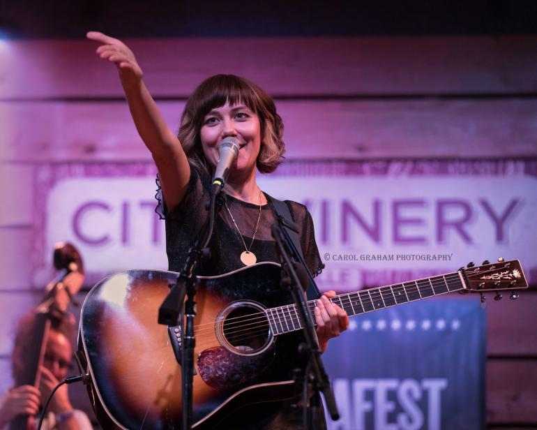 Molly Tuttle @ AmericanaFest 2018