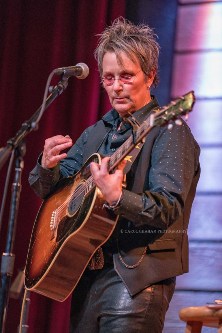 Mary Gauthier @ AmericanaFest 2018