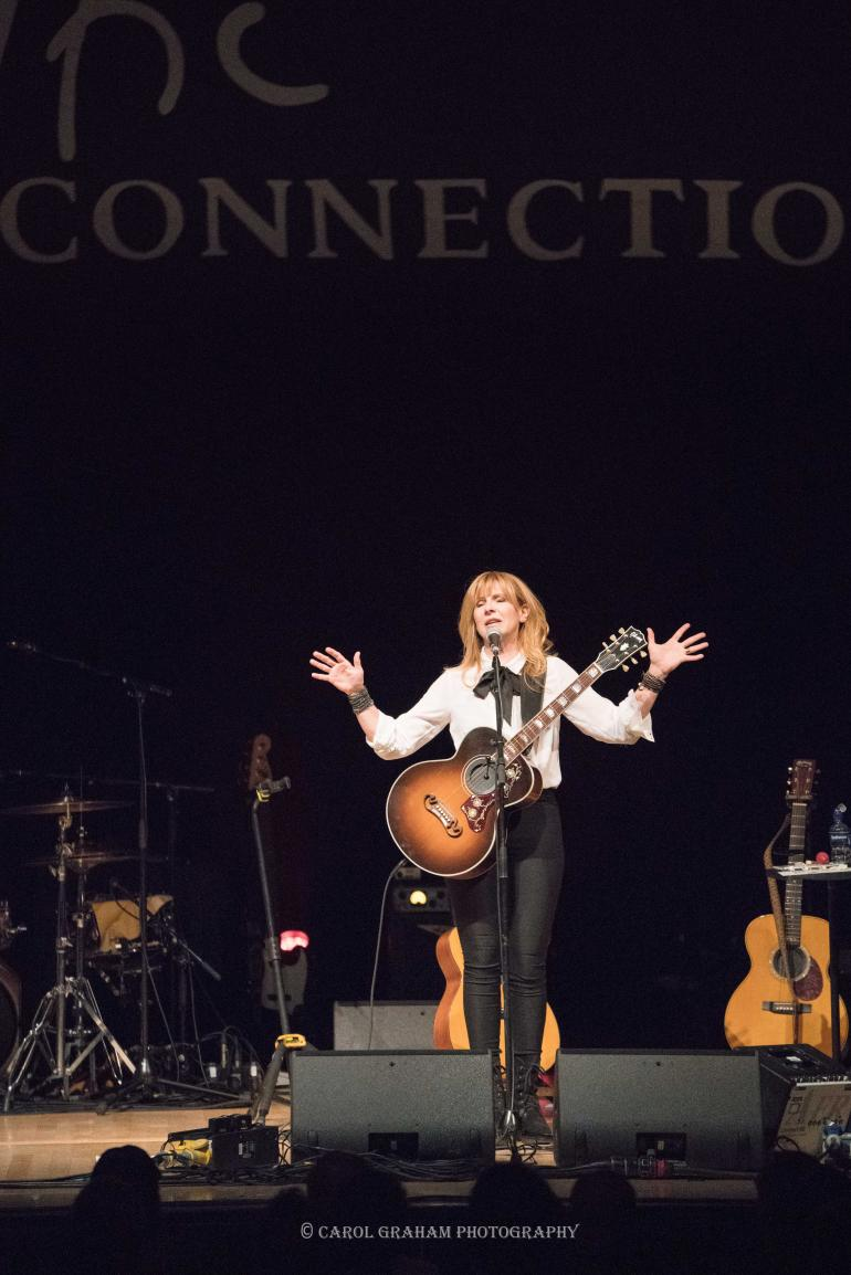 Theresa Williams @ Celtic Connections