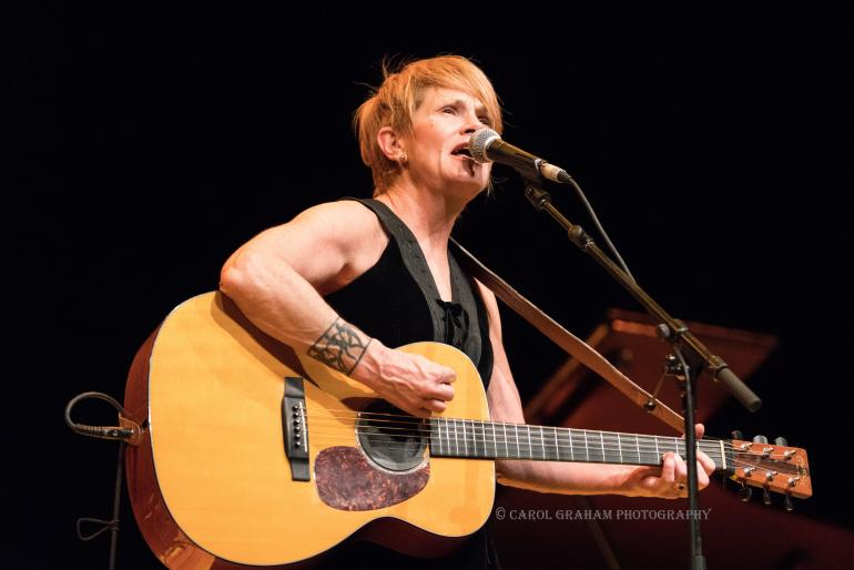 Shawn Colvin @ Celtic Connections