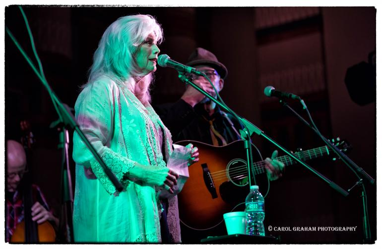 Emmylou Harris and Phil Madeira @ Americanafest 2016