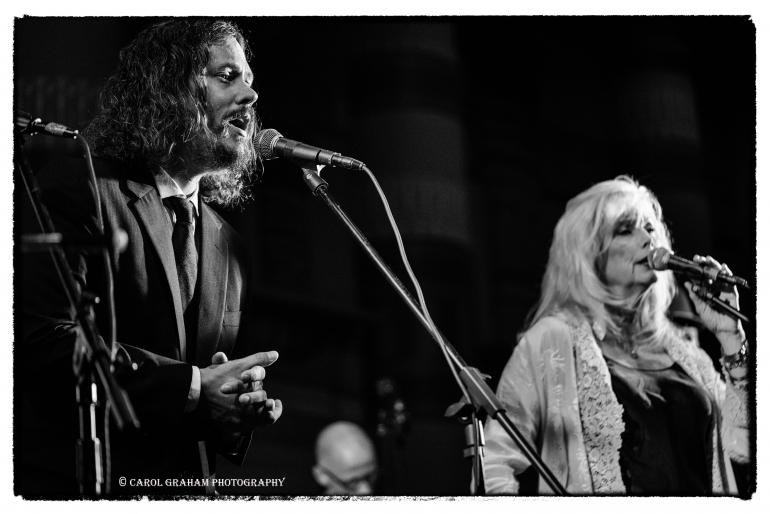 John Paul White and Emmylou Harris @ Americanafest 2016