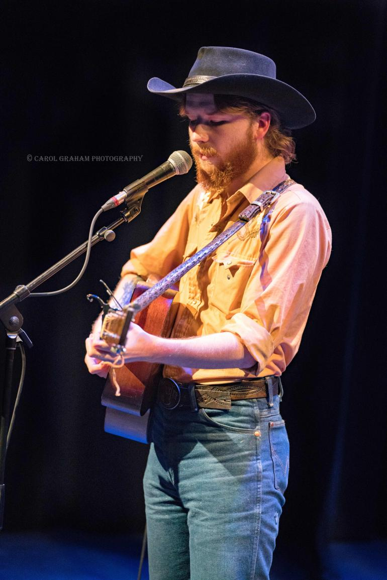 Colter Wall @ Celtic Connections