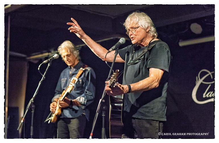 Chip Taylor and John Platania @ Glasgow Americana 2016