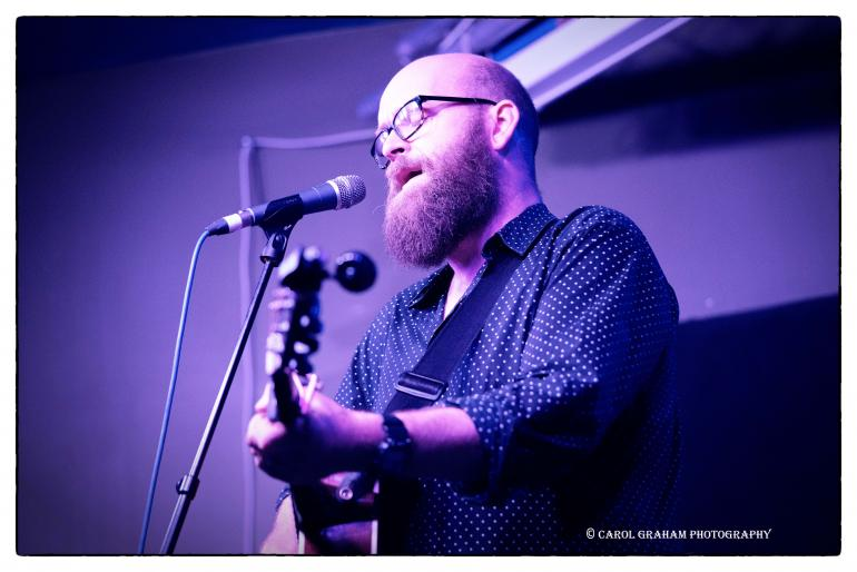 Findlay Napier @ Glasgow Americana 2016