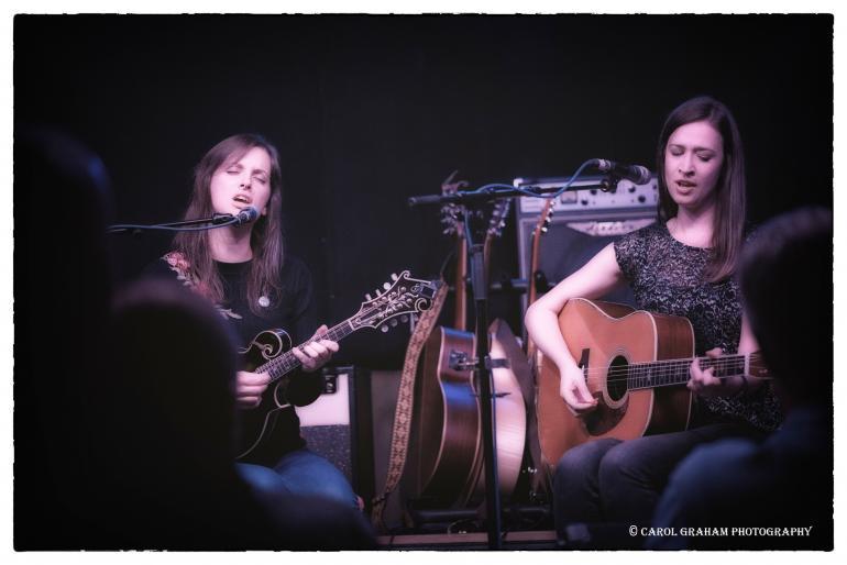 Jenn & Laura-Beth @ Glasgow Americana 2016