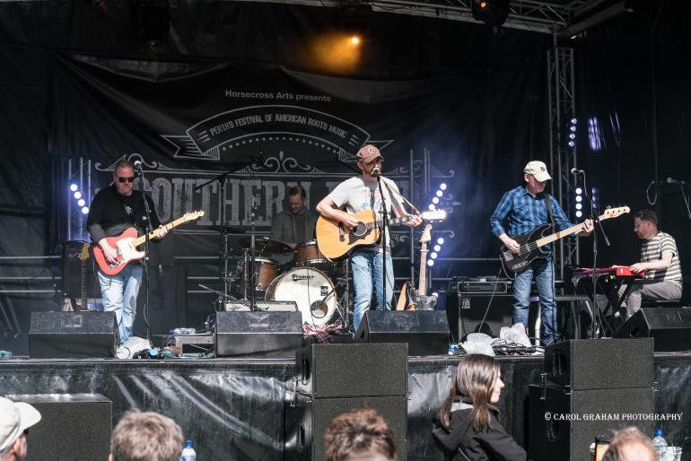 The Wynntown Marshals @ Southern Fried Festival