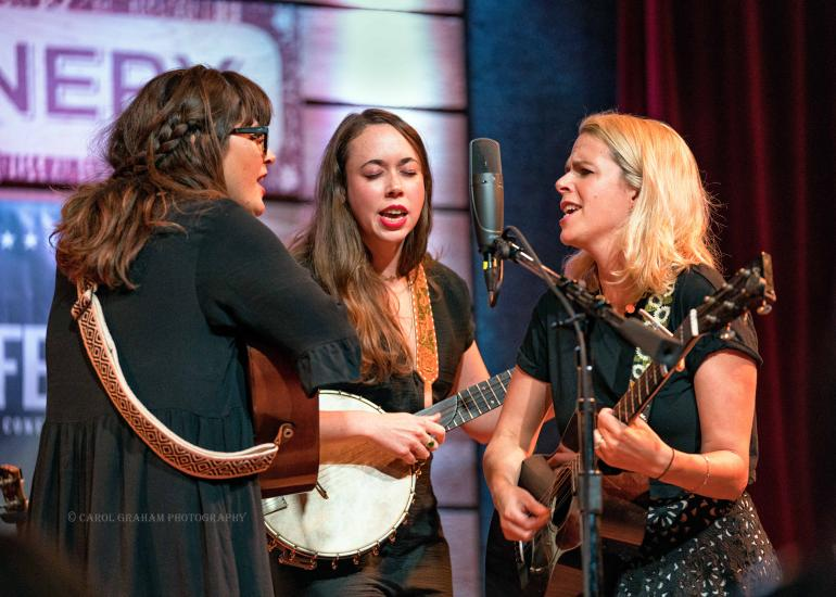 I'm With Her @ AmericanaFest 2018