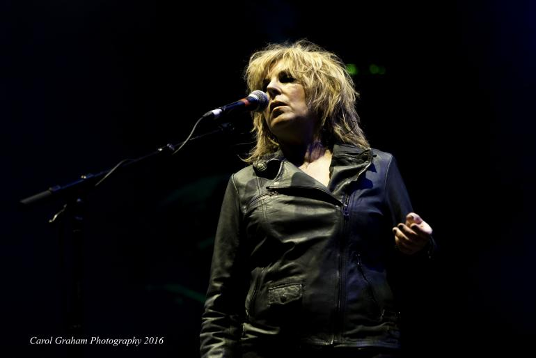 Lucinda Williams @ Celtic Connections 2016