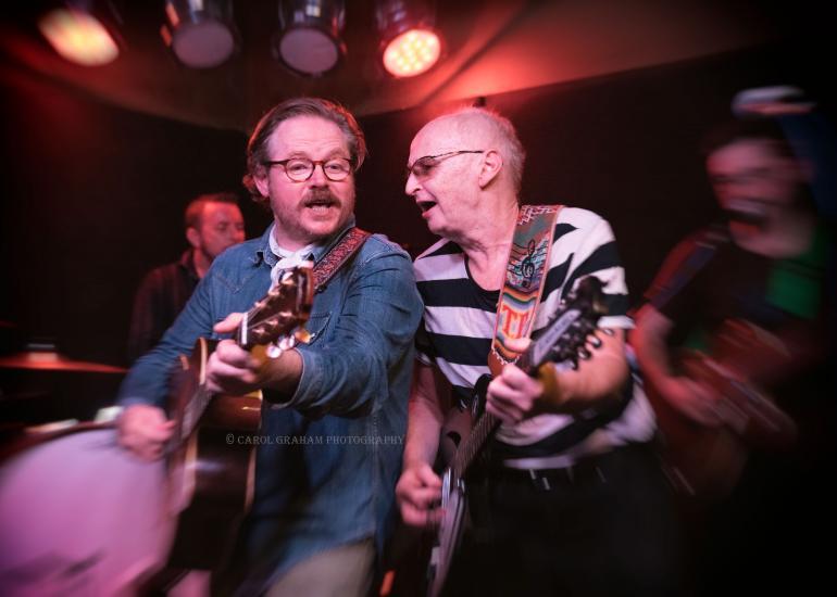 Danny Wilson & Tony Poole (Bennett Wilson Poole) @ Glasgow Americana