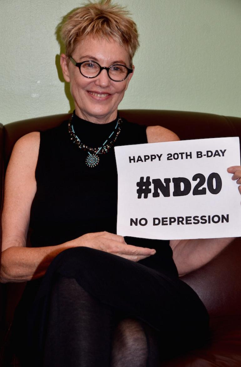 Eliza Gilkyson Wishes No Depression a Happy 20th Birthday