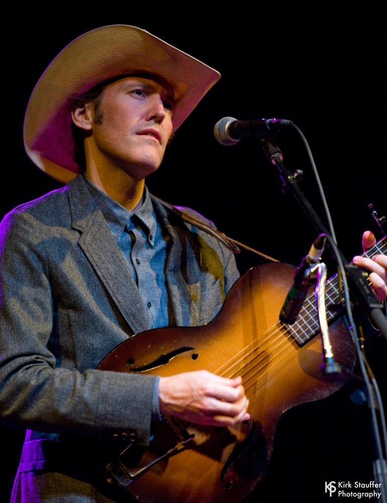 Dave Rawlings @ Moore Theater