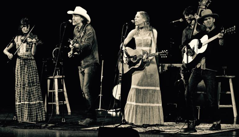 Dave Rawlings Machine, Pittsburgh, PA, November 4, 2015