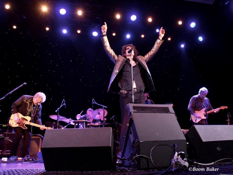 Peter Wolf at The Triple Door in Seattle WA August 8, 2016