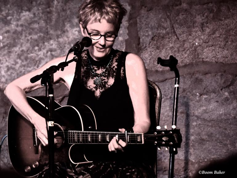 Eliza Gilkyson joins Dave Alvin on the Roots on the Rails Tour