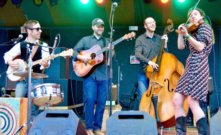 Driftwood, Shakori Hills Festival Spring 2016