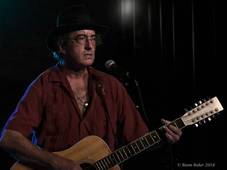 James McMurtry, The Bartlett Spokane WA, November 19, 2016