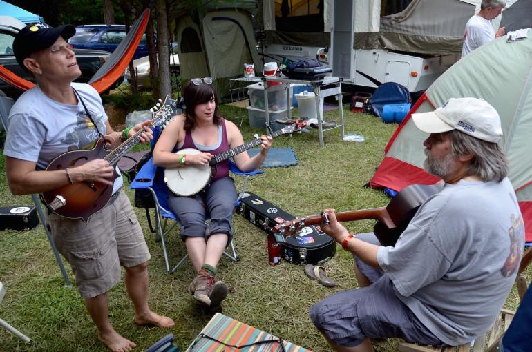 Campground Jam