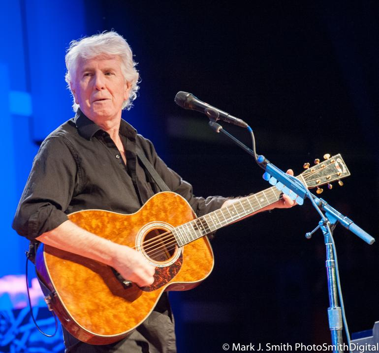 Graham Nash - World Cafe Live Philadelphia