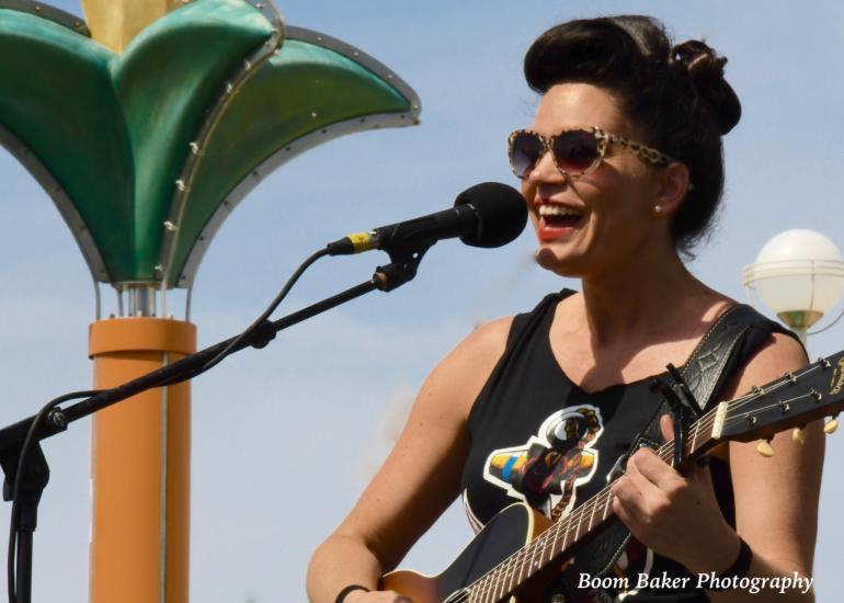 Angaleena Presley on Cayamo 2017