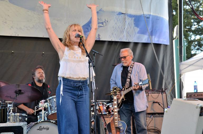 Teresa Williams and Jorma Kaukonen, Targhee Fest 2016