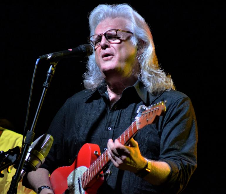 Ricky Skaggs at ROMPfest in Owensboro, KY June 28, 2018