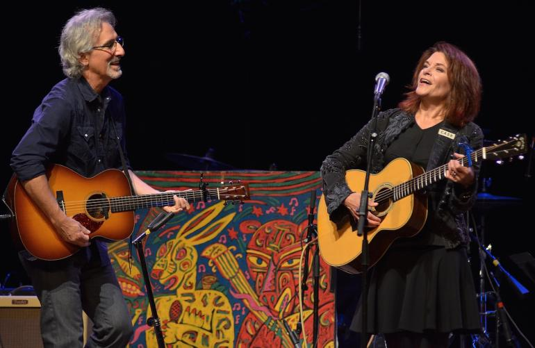 Rosanne Cash and John Leventhal, Mountain Stage 2014