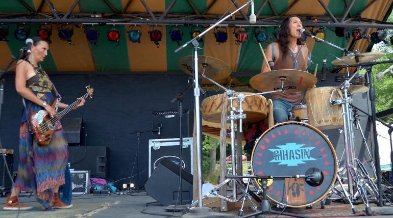Sihasin, Finger Lakes GrassRoots Festival