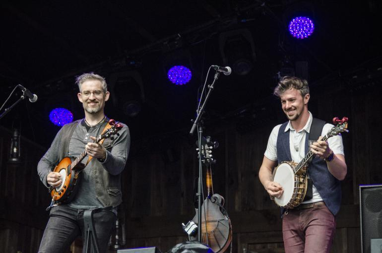 We Banjo Three @ Merlefest 2016