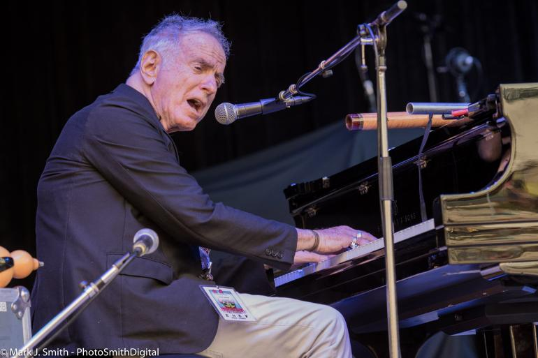 David Amram @Phila. Folk Fest 2017