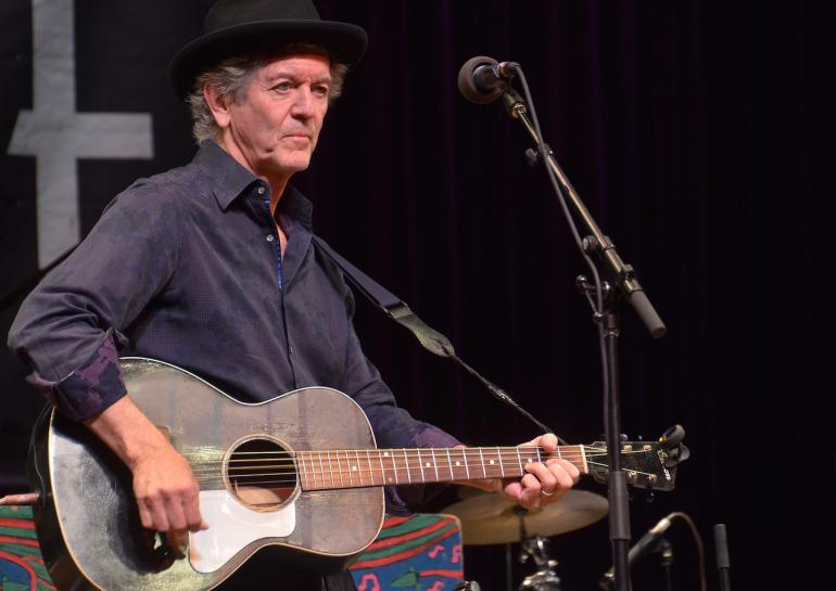 Rodney Crowell,  Mountain Stage 2014