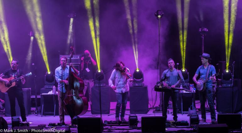 The Infamous Stringdusters @Phila. Folk Fest 2017