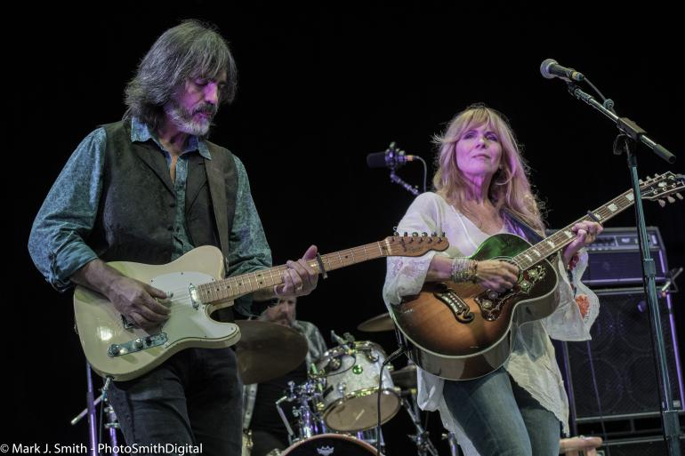 Larry Campbell and Teresa Williams @ Phila. Folk Fest 2017