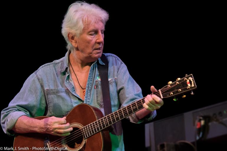 Graham Nash @Phila. Folk Fest 2017
