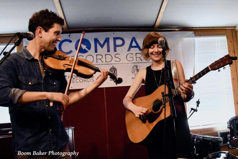 Molly Tuttle at the Compass Records/No Depression Showcase